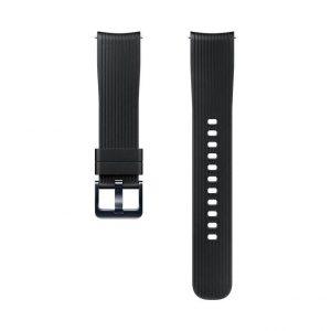 ET-YSU81MBEGWW Silicone Band (20 mm) (Black)