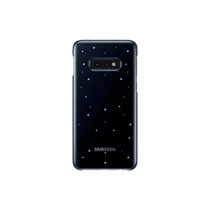 Galaxy S10e LED Cover, fekete