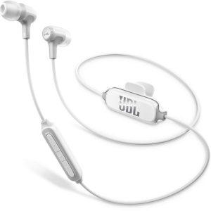 JBL E25 fülhallgató fehér
