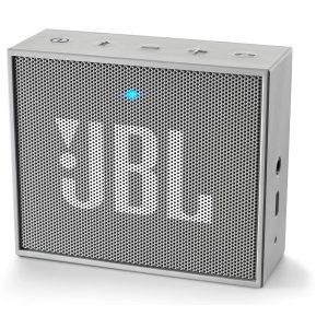 JBL GO BT-os hangszóró, szürke
