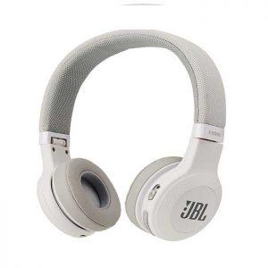 JBL E45 On-Ear BT fejhallgató, fehér