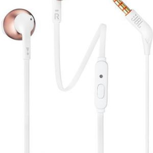 JBL T205 In-Ear fülhallgató, rose gold