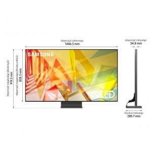 Samsung QE65Q95TA QLED 4K Televízió