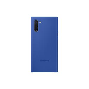 Galaxy Note 10 szilikon hátlap, kék