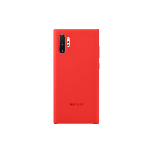 EF-PN975TREGWW Silicone Cover,  Red, Note10