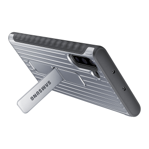 EF-RN970CSEGWW Protective Standing Cover,  Silver, Note10
