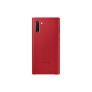 EF-VN970LREGWW Leather Cover,  Red, Note10